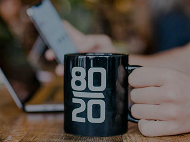 Znáte pravidlo 80/20? Pomůže vám i s hubnutím